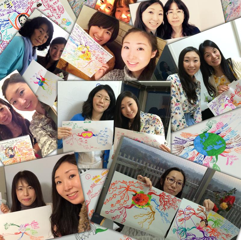 自分をデザインできる人を増やす講師関亜紗子_マインドマップ3