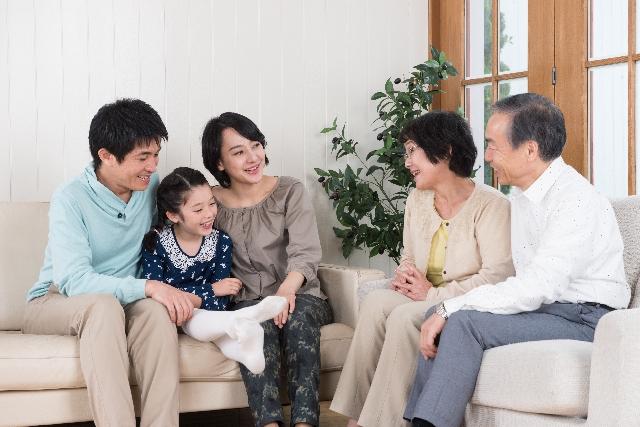 自分をデザインできる人を増やす講師関亜紗子_三世代家族